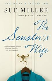 Cover art for THE SENATOR'S WIFE