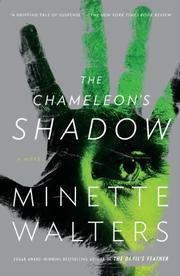 Cover art for THE CHAMELEON'S SHADOW