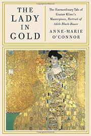 Cover art for THE LADY IN GOLD