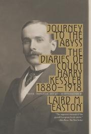 JOURNEY TO THE ABYSS by Laird M. Easton