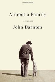 ALMOST A FAMILY by John Darnton