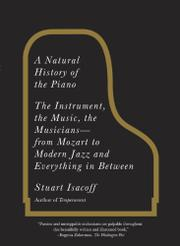 Cover art for A NATURAL HISTORY OF THE PIANO