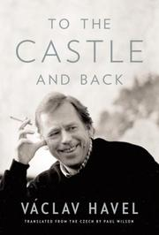 Cover art for TO THE CASTLE AND BACK