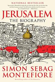 Book Cover for JERUSALEM