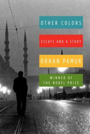 Book Cover for OTHER COLORS