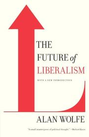 Cover art for THE FUTURE OF LIBERALISM