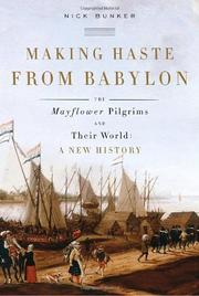 Cover art for MAKING HASTE FROM BABYLON