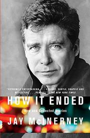 Book Cover for HOW IT ENDED