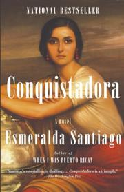 Cover art for CONQUISTADORA