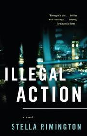 Book Cover for ILLEGAL ACTION