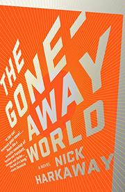Book Cover for THE GONE-AWAY WORLD
