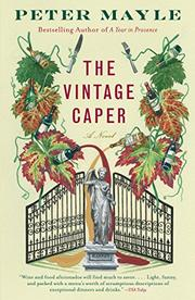 Cover art for THE VINTAGE CAPER