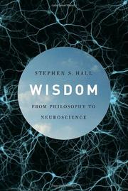 WISDOM by Stephen S. Hall