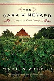 Cover art for THE DARK VINEYARD