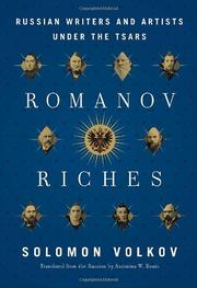 Book Cover for ROMANOV RICHES