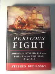 Book Cover for PERILOUS FIGHT