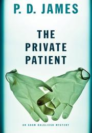 Book Cover for THE PRIVATE PATIENT