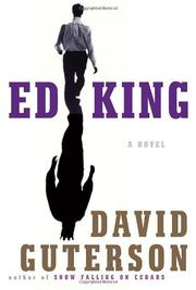 Cover art for ED KING