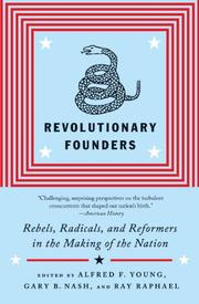 Cover art for REVOLUTIONARY FOUNDERS