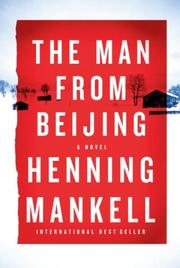 Cover art for THE MAN FROM BEIJING