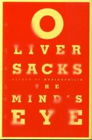 Cover art for THE MIND'S EYE
