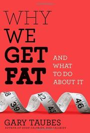 Cover art for WHY WE GET FAT
