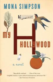 Book Cover for MY HOLLYWOOD