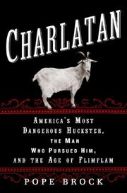 Cover art for CHARLATAN