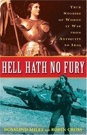 HELL HATH NO FURY by Rosalind Miles