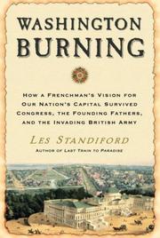 WASHINGTON BURNING by Les Standiford