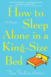 Book Cover for HOW TO SLEEP ALONE IN A KING-SIZE BED