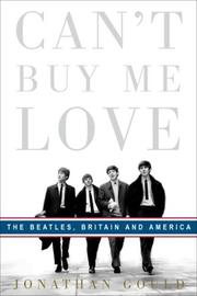 Cover art for CAN'T BUY ME LOVE