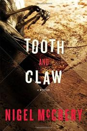 Book Cover for TOOTH AND CLAW