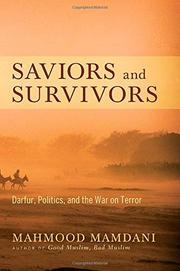 Cover art for SAVIORS AND SURVIVORS
