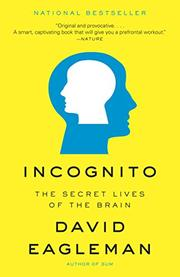 Book Cover for INCOGNITO