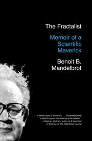 THE FRACTALIST by Benoit B. Mandelbrot