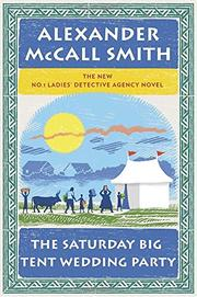 Book Cover for THE SATURDAY BIG TENT WEDDING PARTY