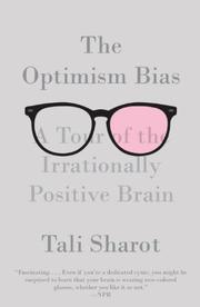 Cover art for THE OPTIMISM BIAS