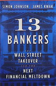Book Cover for 13 BANKERS