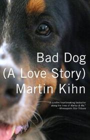 Book Cover for BAD DOG