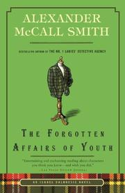 Cover art for THE FORGOTTEN AFFAIRS OF YOUTH