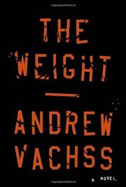 Cover art for THE WEIGHT