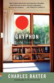 Book Cover for GRYPHON