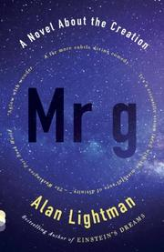 Cover art for MR G