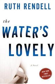 Cover art for THE WATER'S LOVELY