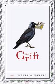 Cover art for THE GRIFT