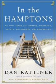 Book Cover for IN THE HAMPTONS