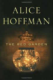 Cover art for THE RED GARDEN