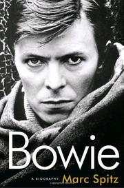 Book Cover for BOWIE