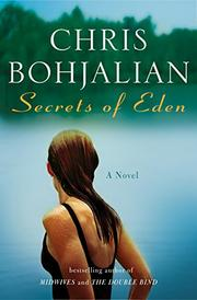 Cover art for SECRETS OF EDEN